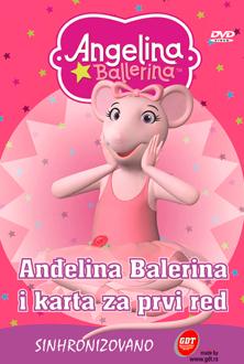 Anđelina Balerina i karta za prvi red