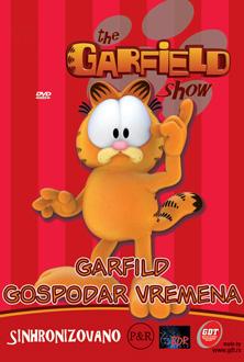 Garfild: Gospodar vremena