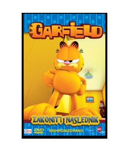 Garfild: Zakoniti naslednik