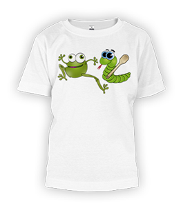Ide zmija 2 - dečija majica
