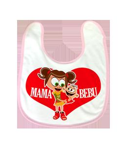 Mama voli bebu 1 - portikla za bebu