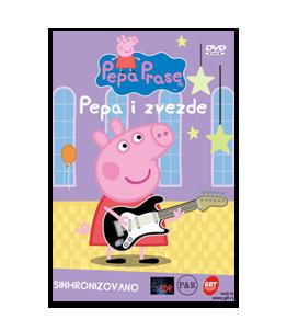 Pepa Prase: Pepa i zvezde