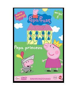 Pepa Prase: Pepa princeza