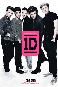 One Direction: Gde smo (knjiga)