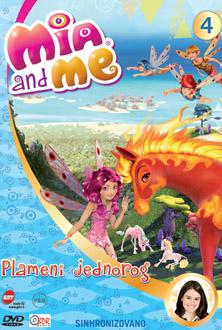 Mia i ja: Plameni jednorog
