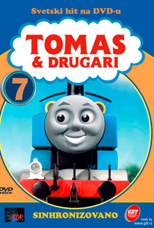 Tomas i drugari 7